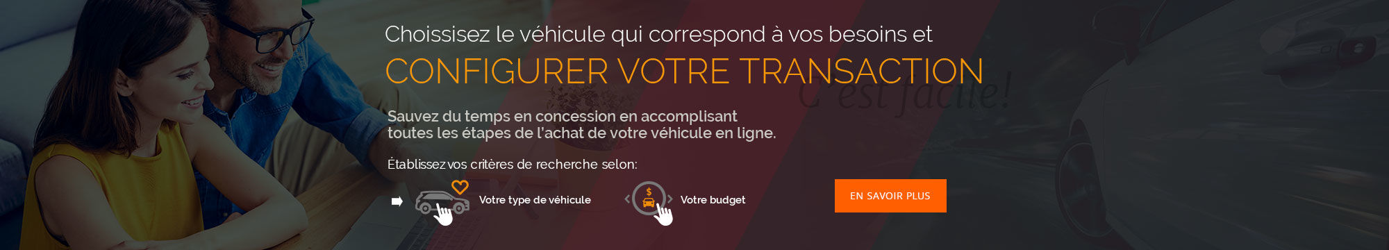 Visualiser votre transaction