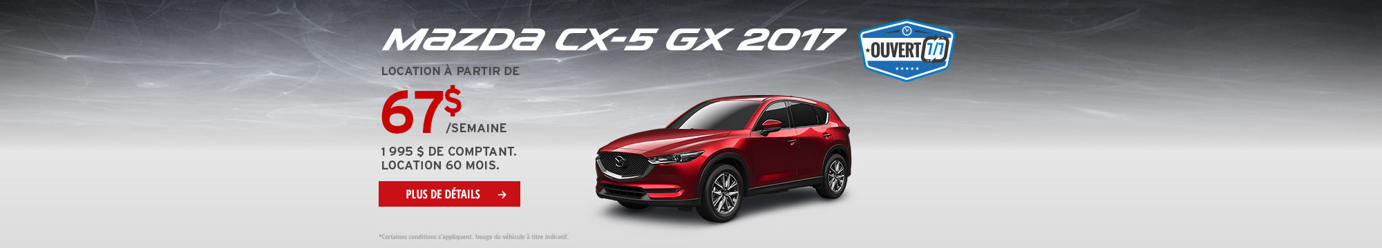 CX-5 décembre
