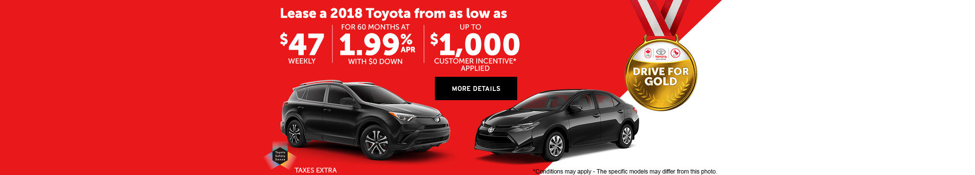 Toyota January