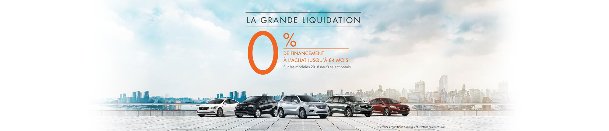 La grande liquidation