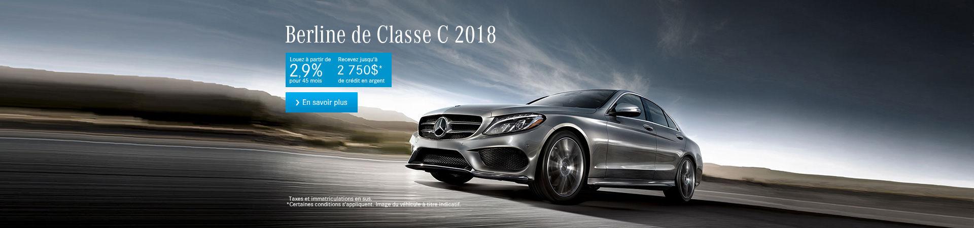 C300 2018 - Header