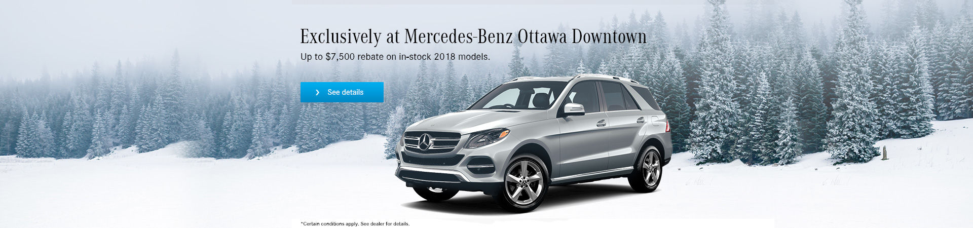 c59c01104b26 Mercedes-Benz Ottawa Downtown   Your Mercedes-Benz, smart dealership