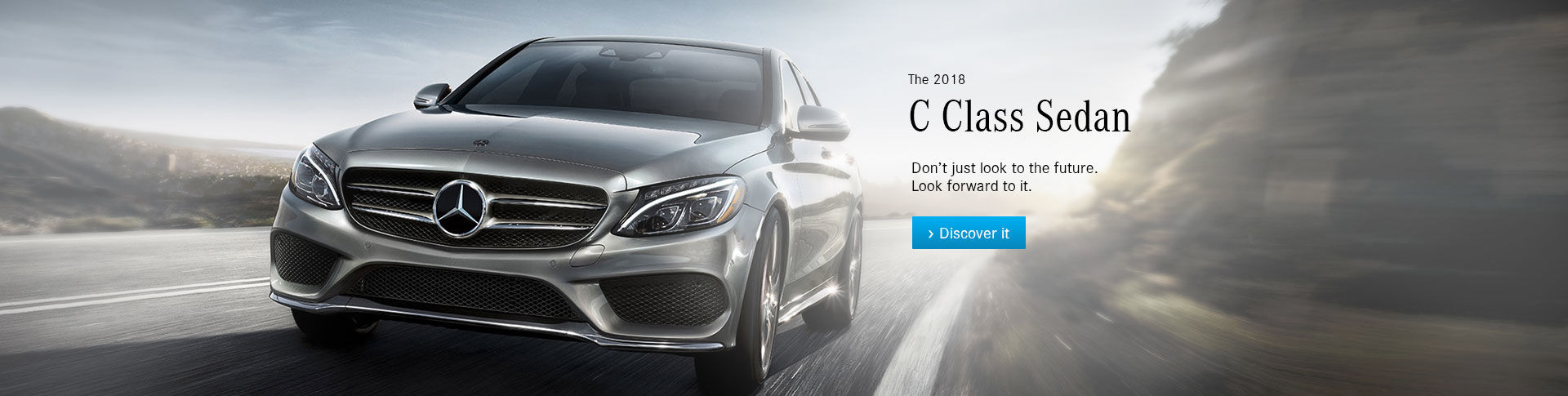 2018 C Class Sedan