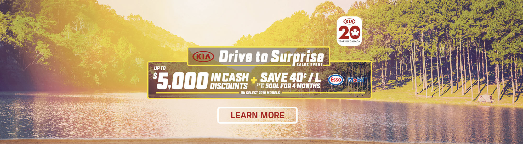 Kia Drive to surprise
