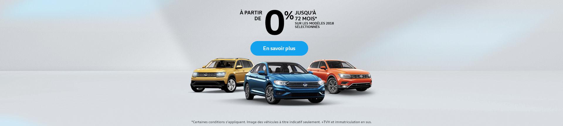 L'événement mensuel de Volkswagen! - web