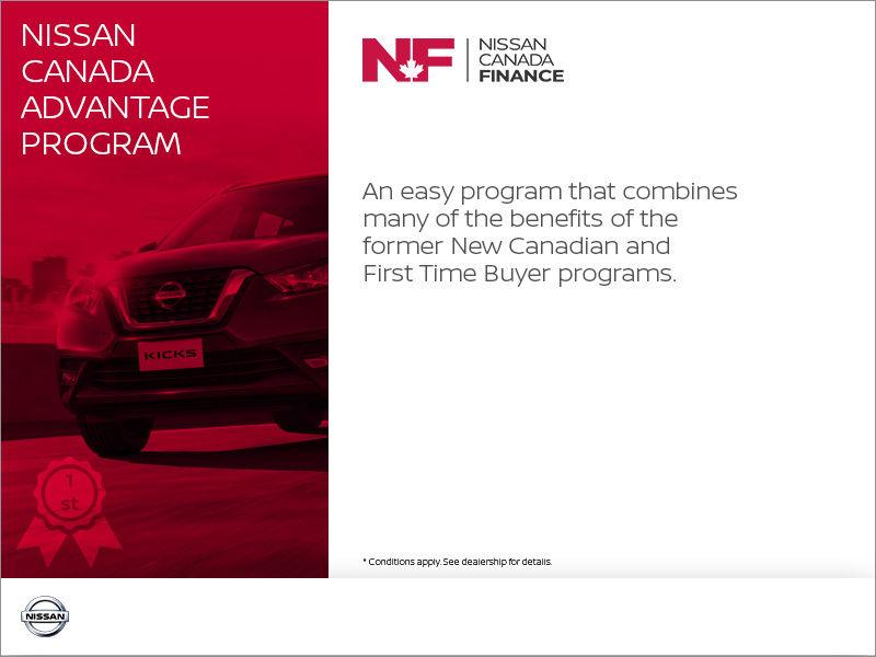 Nissan Advantage Program
