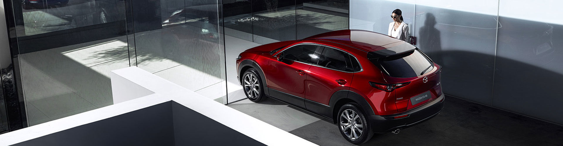 The all-new Mazda CX-30