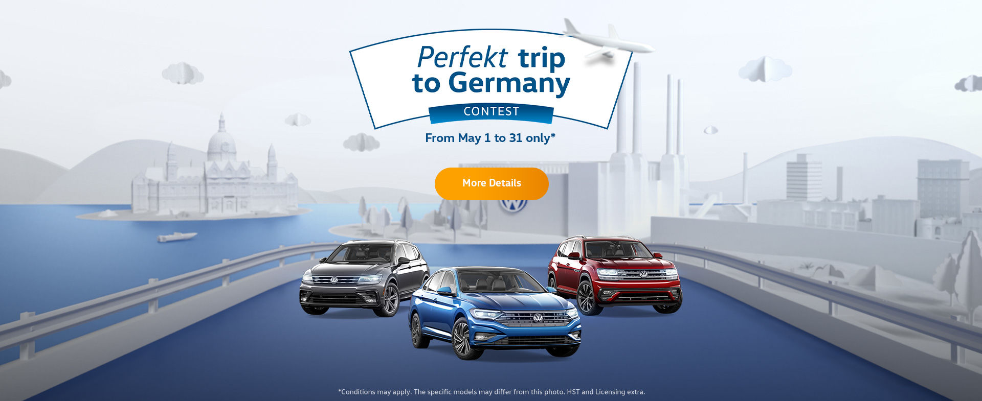 Perfekt Trip to Germany Contest