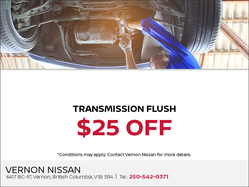 Transmission Flush Discount
