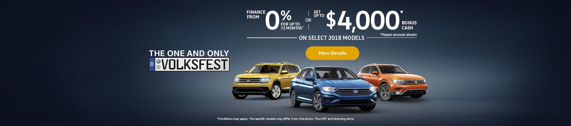 Volkswagen Event