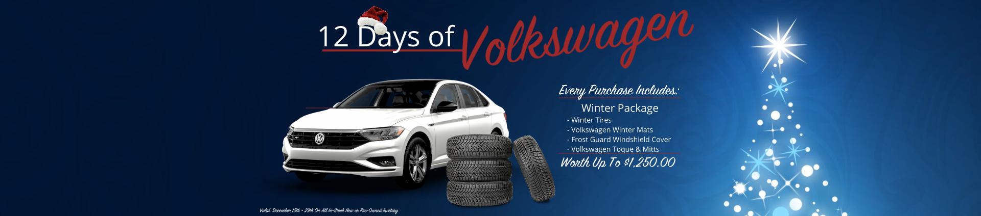12 days Volkswagen