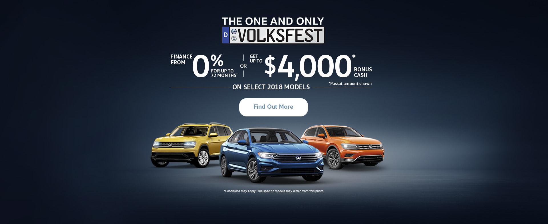 Volkswagen Event (NS)