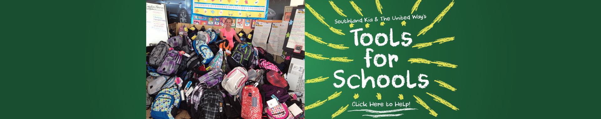 Tools for Schools 2018 - Kia