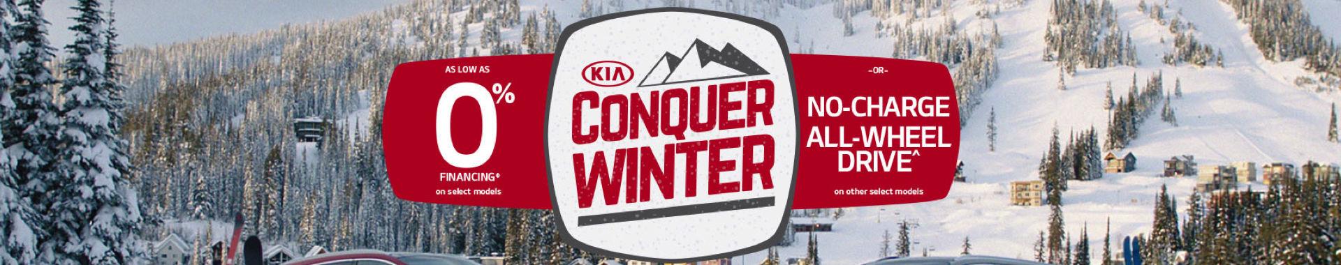 NEK - Conquer Winter (Feb Refresh)