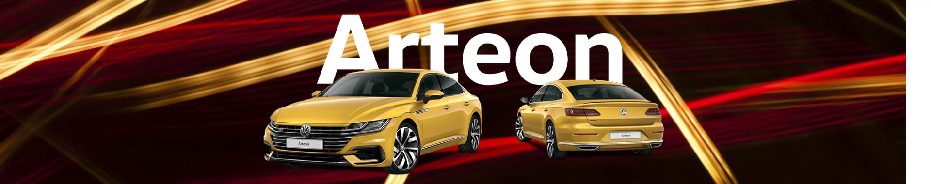 The 2019 VW Arteon - Desktop