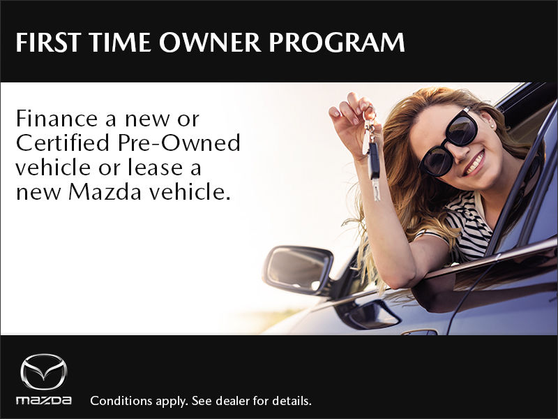 First Time Owner Program