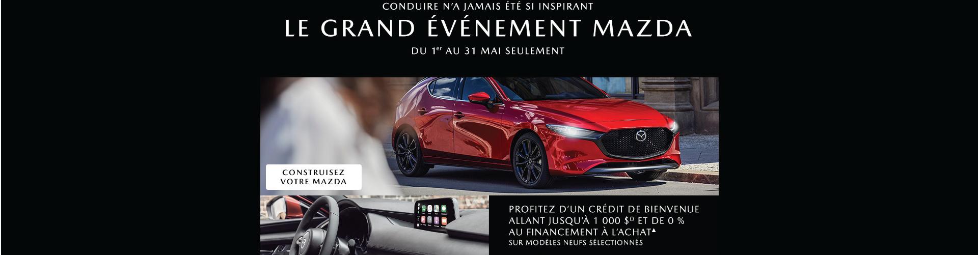 The Ultimate Mazda Event