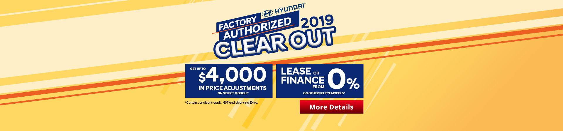 The Hyundai  Event!