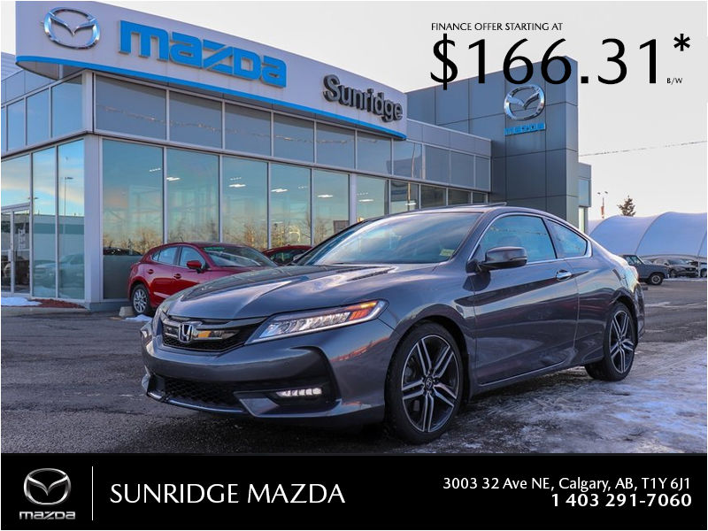 Get the 2016 Honda Accord today!