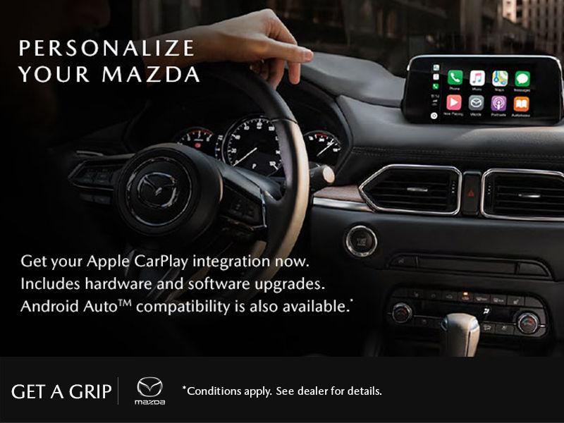 Sunridge Mazda in Calgary | Personalize Your Mazda