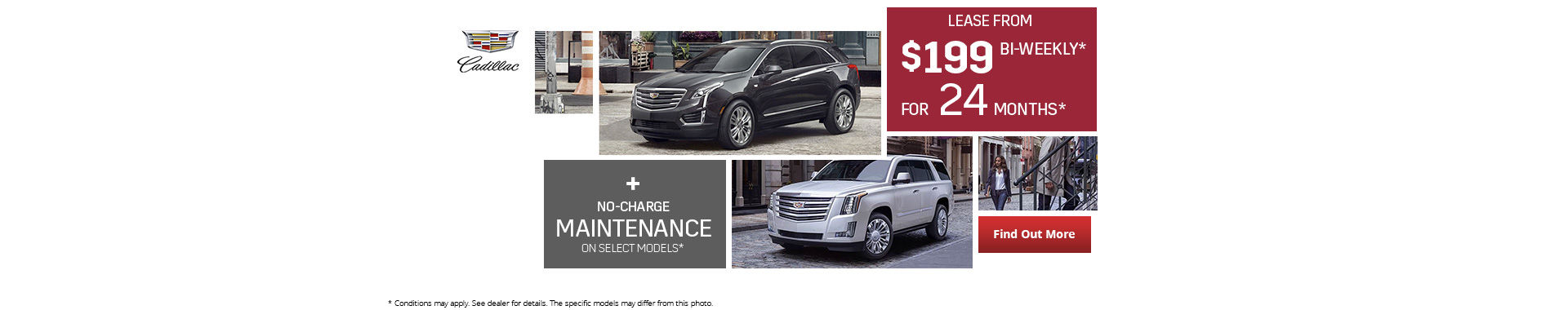 The monthly Cadillac event