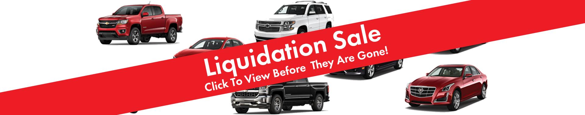 Liquidation Slide