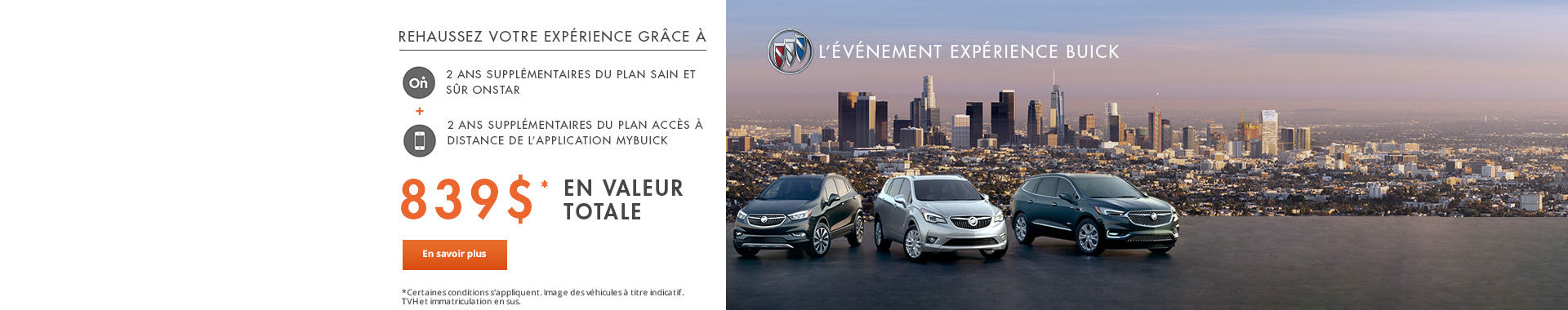 EVENT BUICK