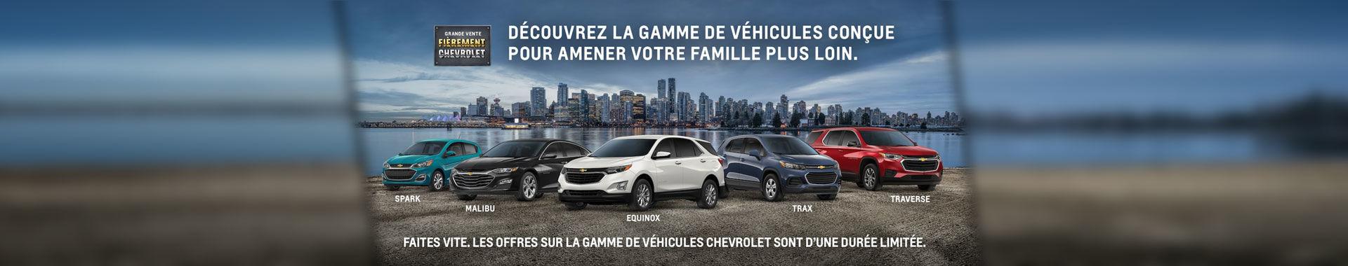 Fièrement Chevrolet