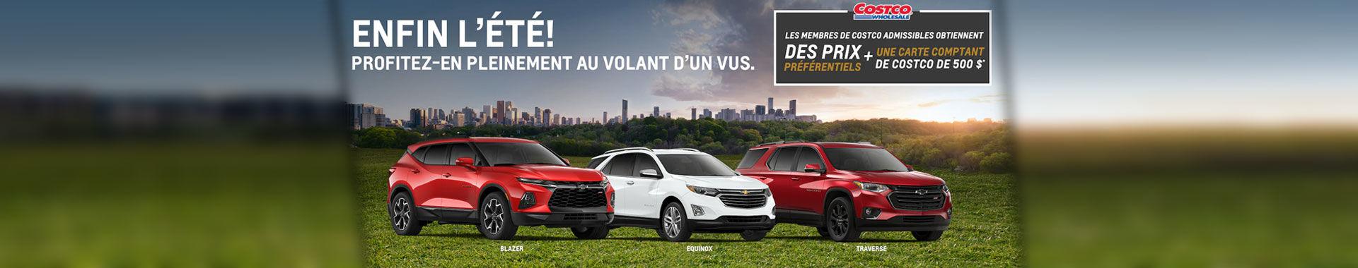 Juillet -2019 - SUV