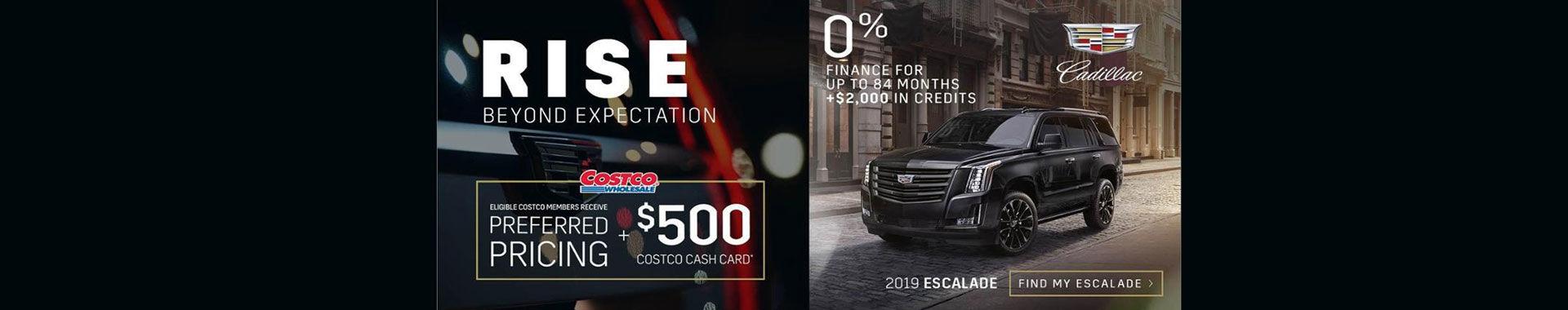 Cadillac Escalade - July 2019