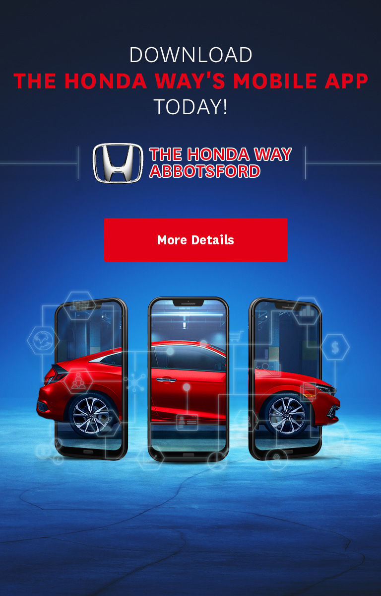 Honda A12 Service >> The Honda Way Honda Dealership In Abbotsford