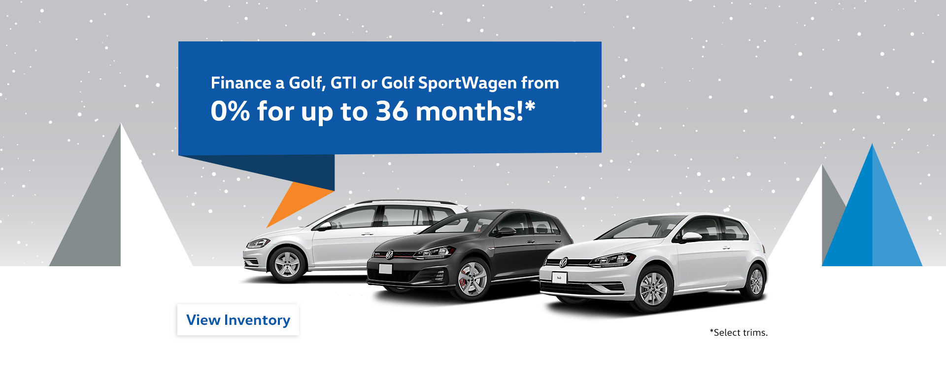 Shop the 2018 Golf Inventory