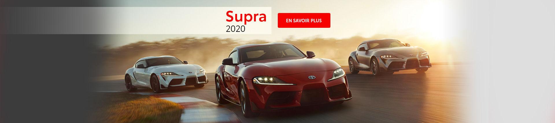 Supra 2020