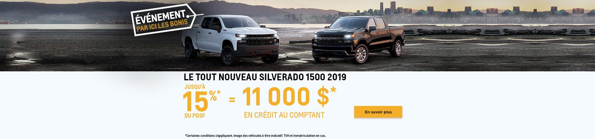 2019 Silverado