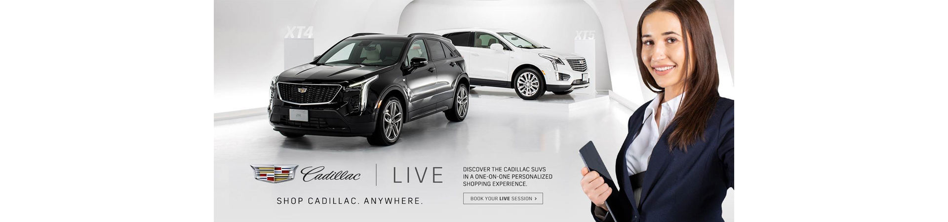 Cadillac Live