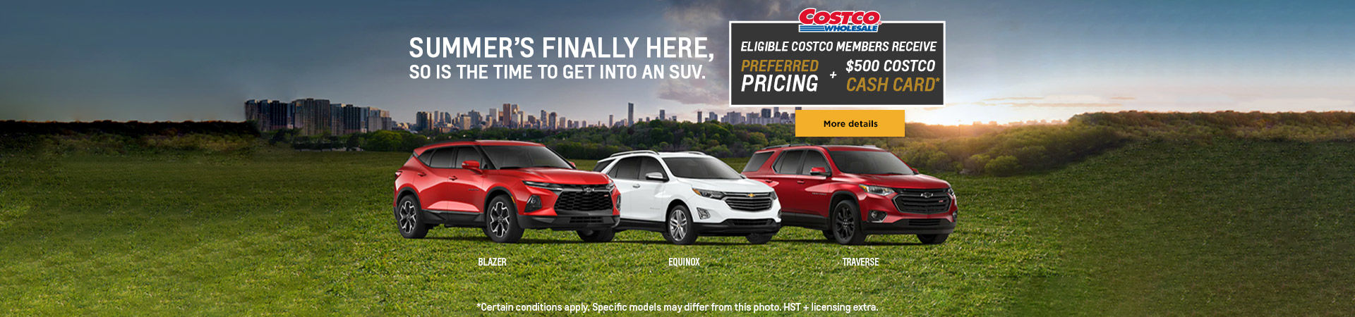 Costco Chevrolet