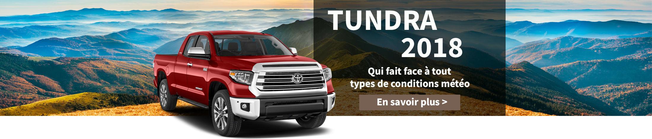 Tundra 2018