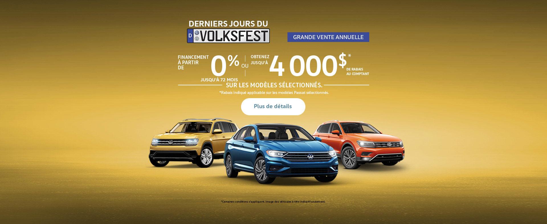 Événement Volkswagen (NS)