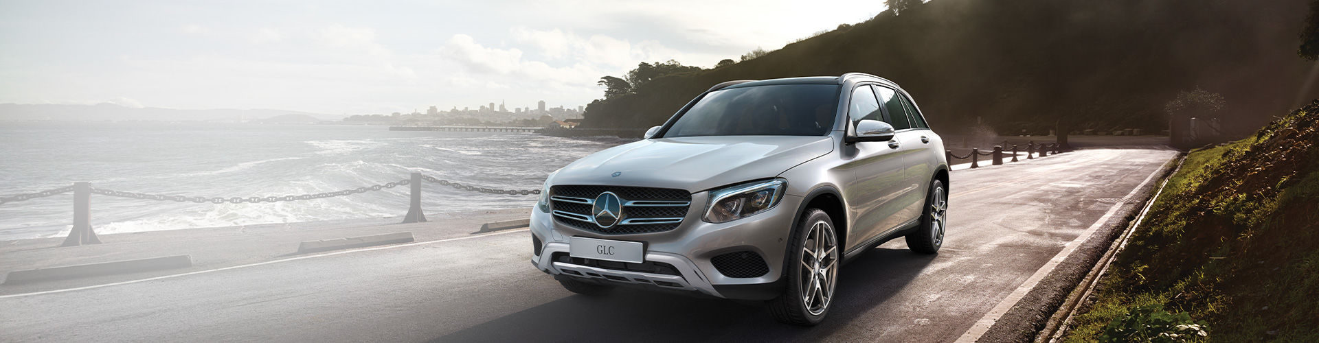 The new <br>2019 GLC