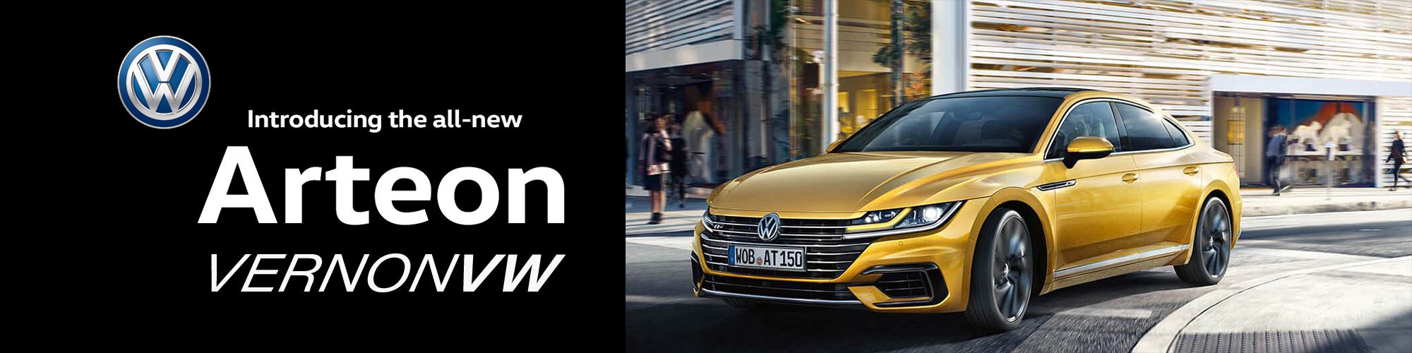 New and Used Volkswagen Dealer | Vernon VW