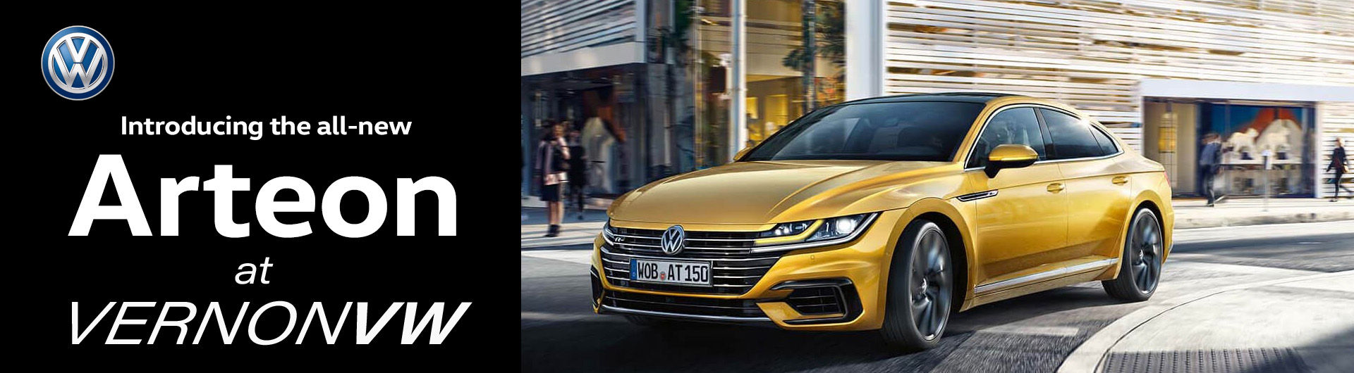 Introducing the all new 2019 Arteon