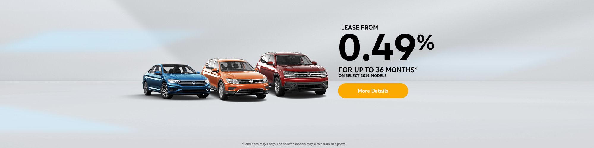 Volkswagen event Header
