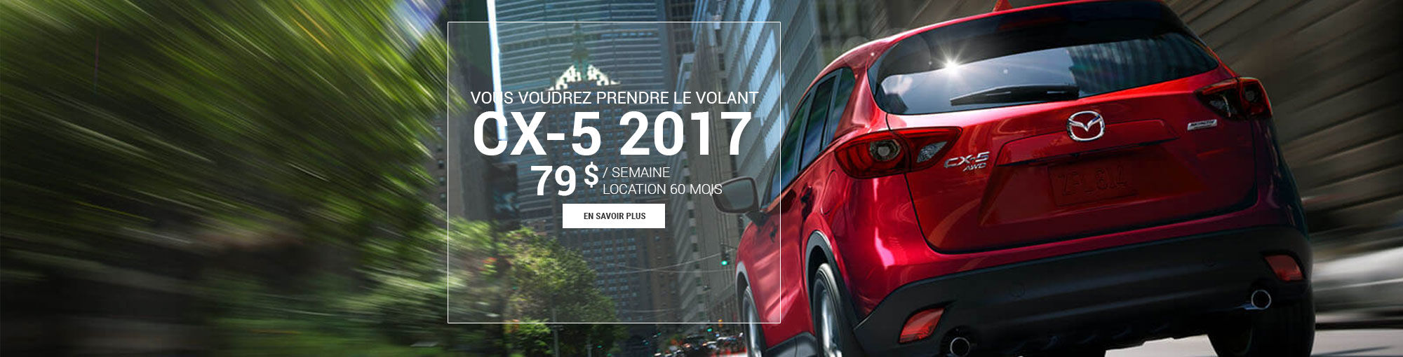 CX5 2017 - juin 2017