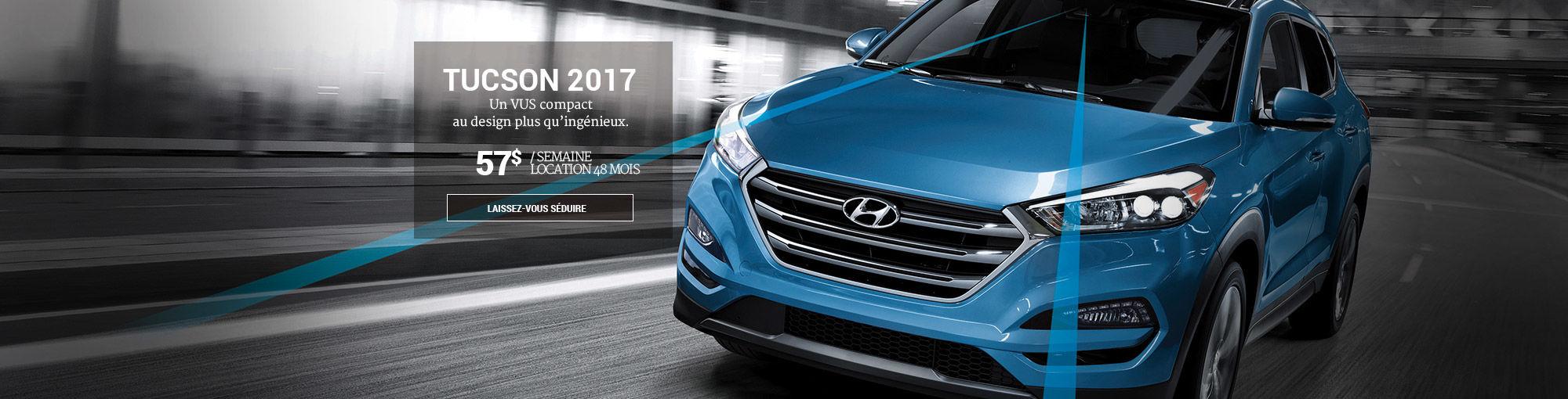 Hyundai Tucson 2017 juin