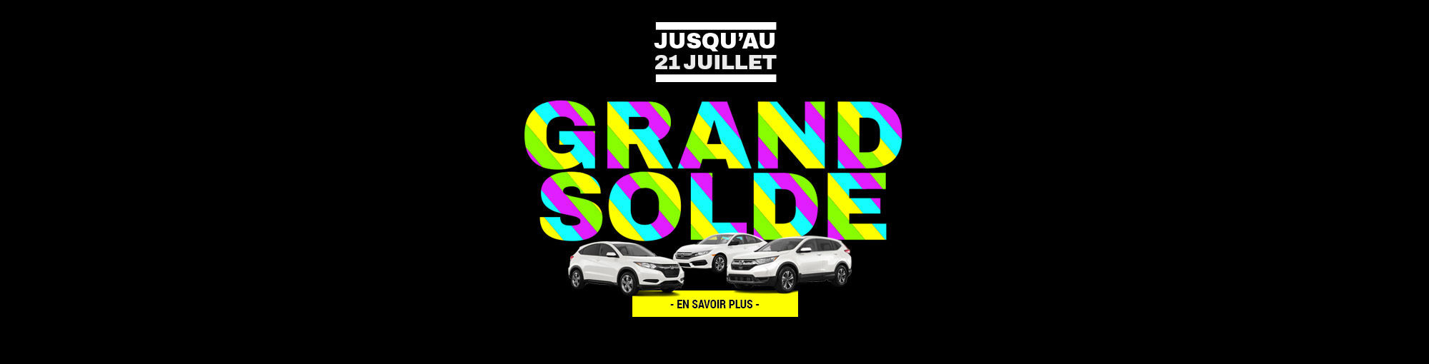 GRAND SOLDE ÉTÉ 2018 GROUPE VINCENT header Hyundai Shawinigan_1