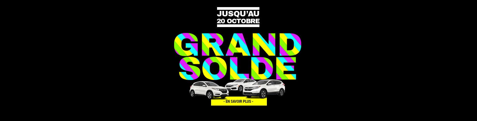 GRAND SOLDE AUTOMNE 2018 GROUPE VINCENT header_1