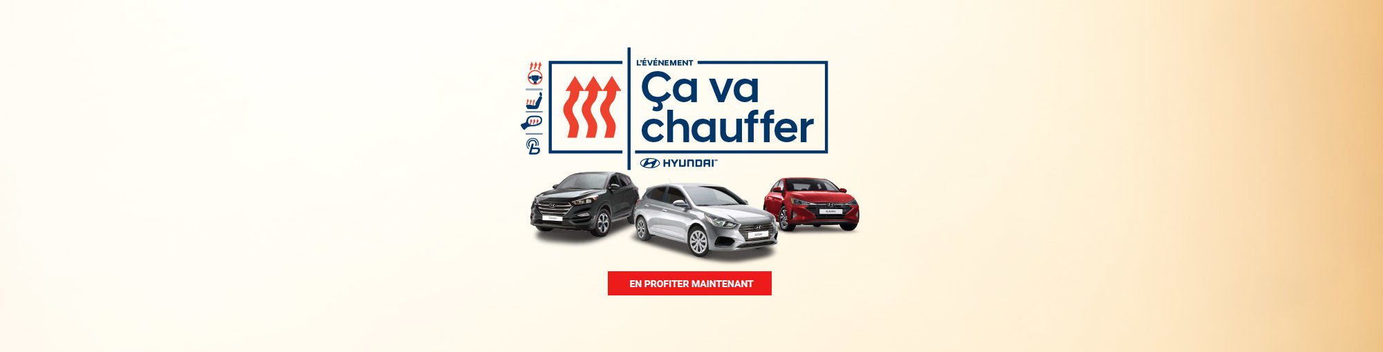 Evenement Ça va chauffer novembre 2018 MAIN HEADER