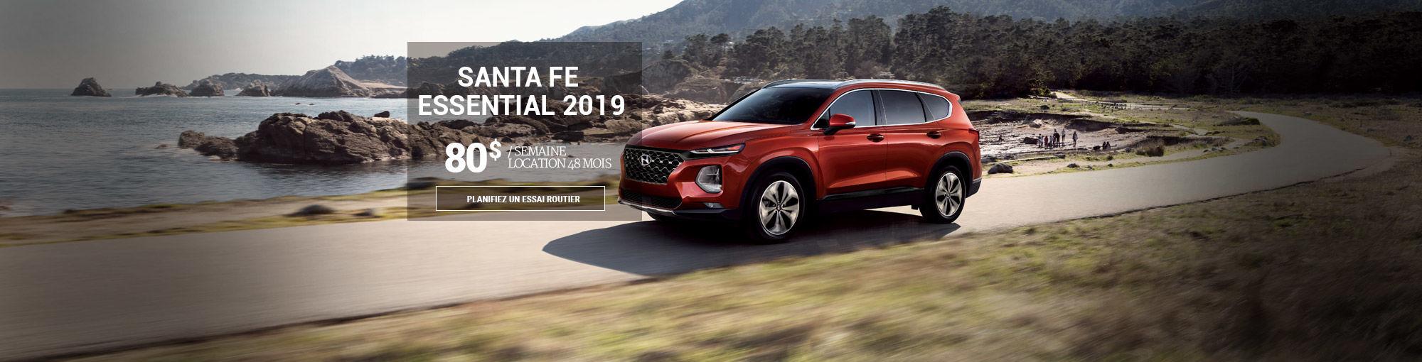 Hyundai Santa Fe 2019 header février