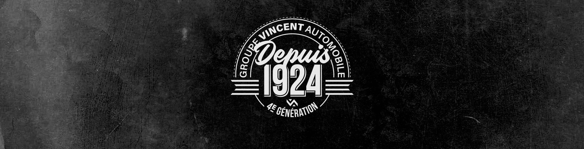Groupe Vincent 95 ans- main header Depuis 1924 #1