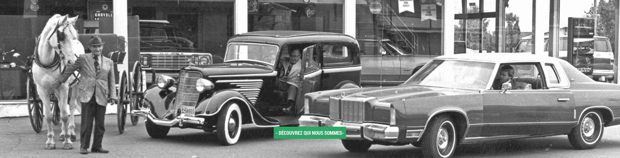 Groupe Vincent Véhicules Neufs Et Usagés à Trois Rivières